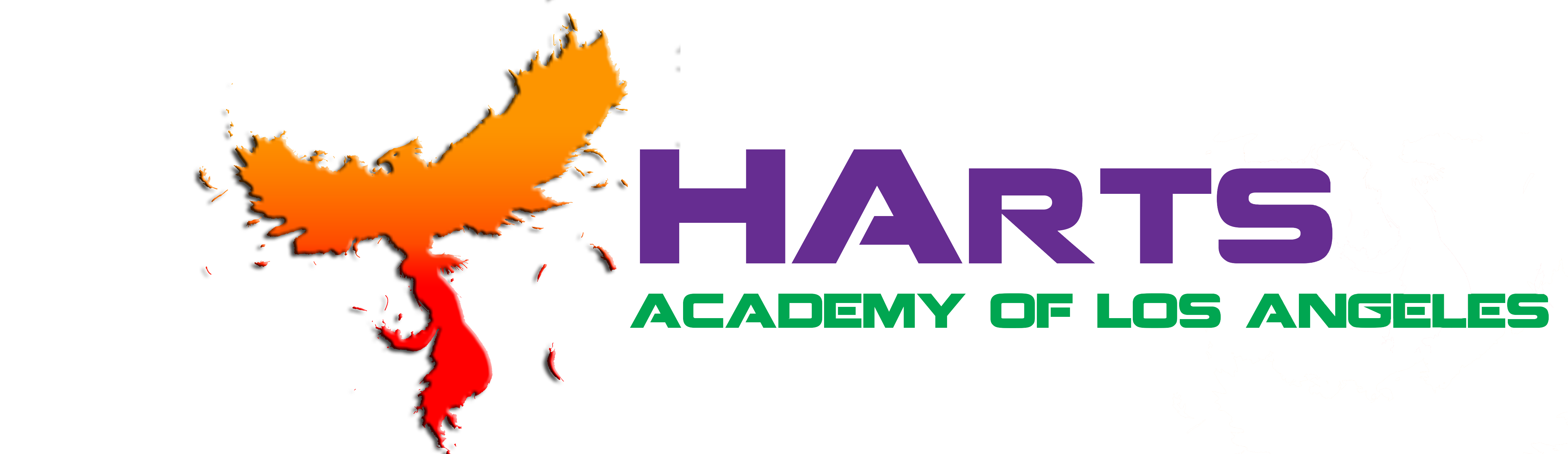Harts Academy of Los Angeles logo